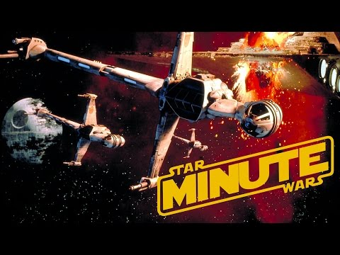B-Wing Starfighter (Canon) - Star Wars Minute