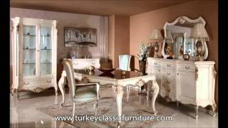 классические столовые(http://www.turkeyclassicfurniture.com классические столовые., 2014-01-25T19:22:26.000Z)