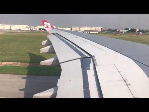 Thai AirAsia X A330-300 Takeoff