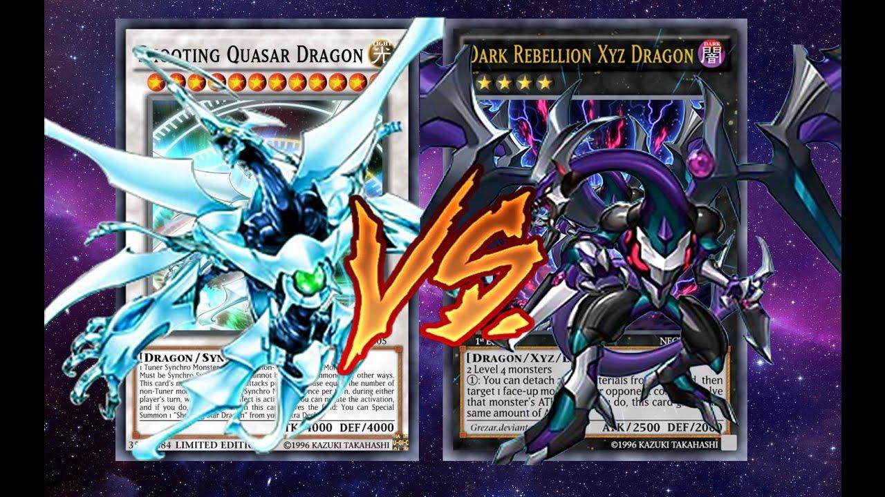 quasar dragon deck