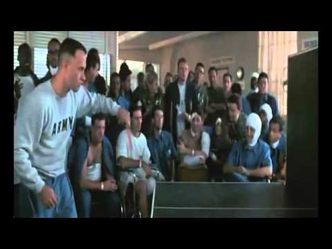 Forest Gump Ping Pong