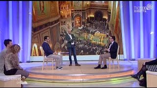Il diario di Papa Francesco - Puntata dell