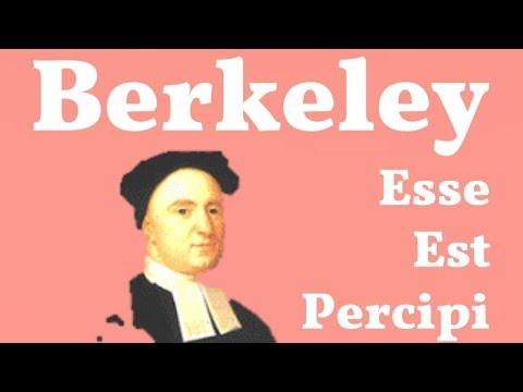 berkeley esse est percipi Phil test study play berkeleys statement esse est percipi implies a form of subjective idealism true according to descartes, leibniz and berkeley.