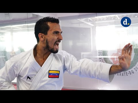 Karateca Daniel Pazos 2