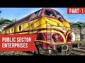 Public Sector Enterprises (Hindi) B.COM/M.COM, NET/JRF