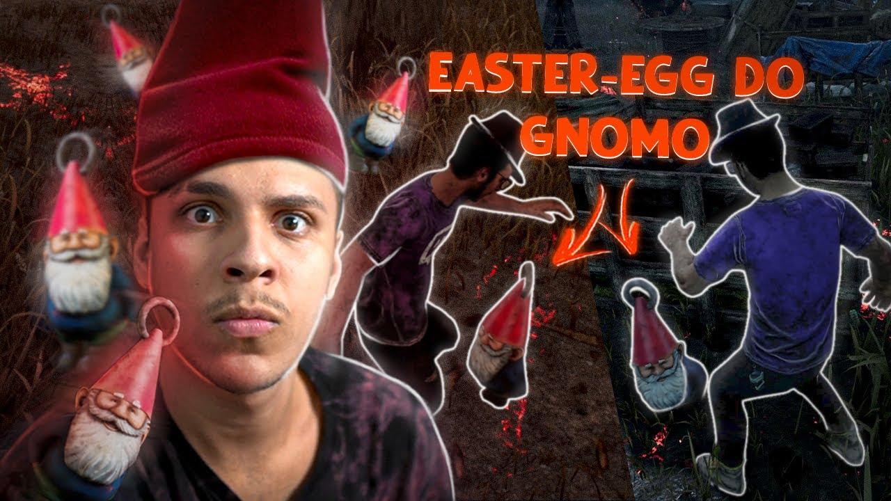 O EasterEgg Do Gnomo No Dead by Daylight