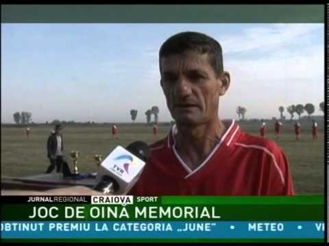JOC DE OINĂ MEMORIAL