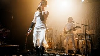 Amanda Palmer & The Grand Theft Orchestra - Trout Heart Replica (Live in London) | Moshcam