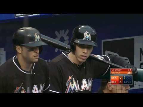 2016/5/18 MLB.TV Game of the Day Miami Marlins VS Philadelphia Phillies (馬林魚 VS 費城人)