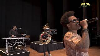 The Roots + Bilal Perform Dear God – Live | 2020 Roots Picnic Virtual Experience