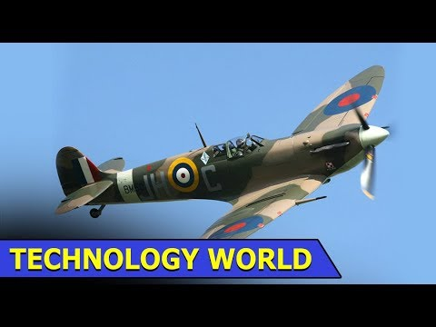British Spitfire Aircraft Role In World War Ii | Technology World | Ep 47