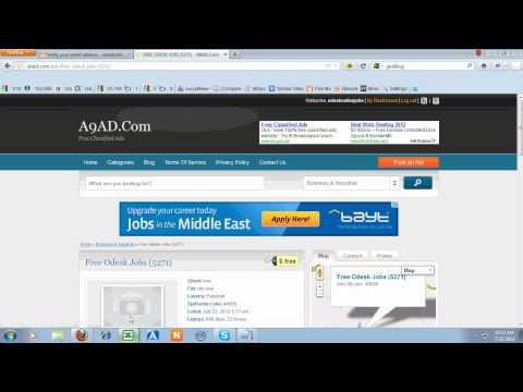 oDesk Online Jobs