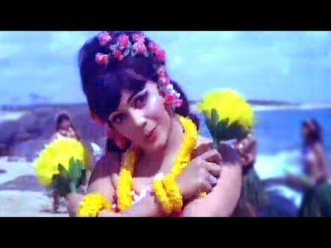 Naach Meri Jaan Fataafat - Mehmood, Jayshree T, Main Sundar Hoon Song