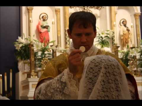 Holy Eucharist ~ Fr Ripperger