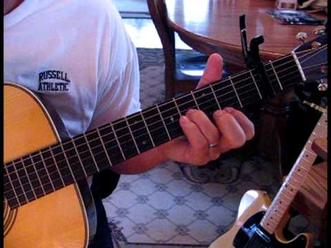 Rain On The Scarecrow (Acoustic)