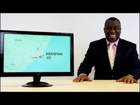 Tyrone Creates Kekistan Nation-State
