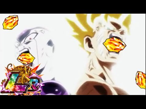 Wait What? Summoning From LR Goku And Frieza Banner Global/ Dragon Ball Z Dokkan Battle