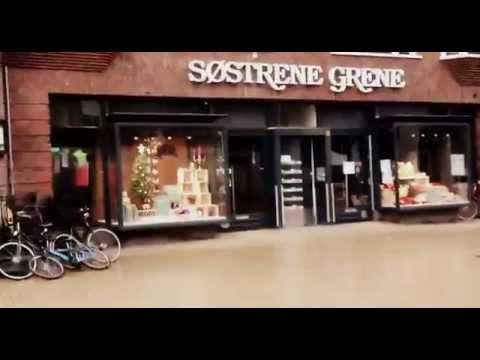 Danish Retailer Sostrene Grene in Groningen, Holland
