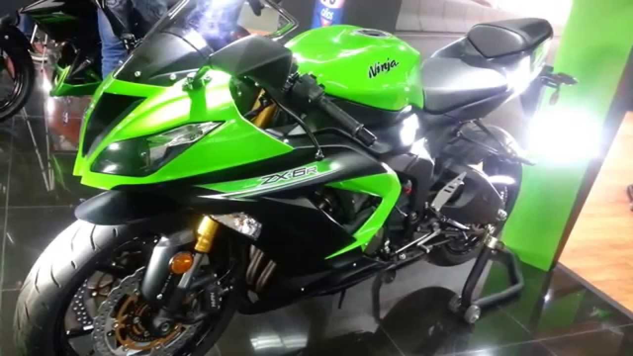 Kawasaki Ninja Zx 6r 636 2015 Caracteristicas Precio Colombia