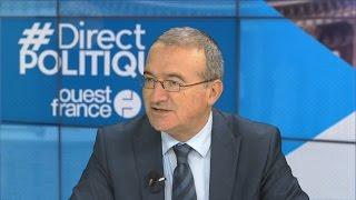 #DirectPolitique du 22 septembre avec Hervé Mariton