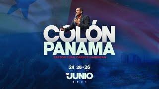 Visita a Colón Panamá del 24 al 26 de Junio   Iglesia Ciudad La Gloria Postrera  