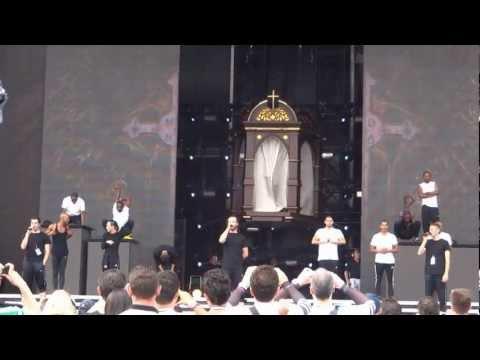 Girl Gone Wild - Ensaio | Madonna | MDNA Tour 2012 - São Paulo | 04/12/12