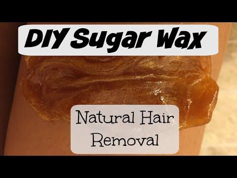 How To Make Sugar Wax At Home Beauty With Susan Yara Doovi