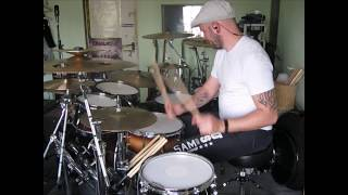 The Intersphere - Panic Waves (Drum-Cover)