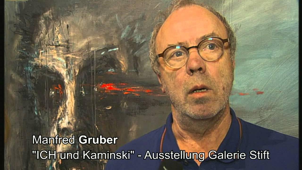Ich Und Kaminski Manfred Gruber Galerie Stift Bad Hersfeld Youtube