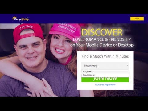 The Rise of Right-Wing Dating Apps!!!