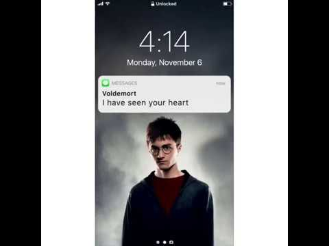 Funniest Harry Potter Texting Story!