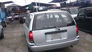 Видео-тест автомобиля Nissan Avenir (Vsw10-102435, CD20, серебро, 1995г)