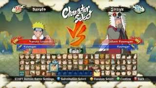 Naruto Shippuden Ultimate Ninja Storm 3 Full Burst PC - PVP