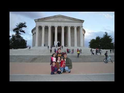 Ly Family 2016 Trip To Washington DC HD
