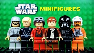 LEGO Star Wars Universe KnockOff Minifigures Set 2 (Bootleg)
