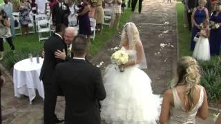 Jacksonville Wedding Video Demo Melissa & Johnny highlights