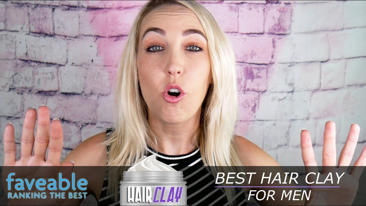 3 Best Hair Clay For Men 2017 (Reviewed) | Faveable