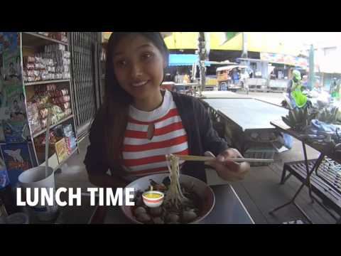 Cookie Laos travel Ep5 going back
