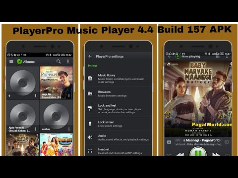 Playerpro music player 2 44 apk download | Download Player