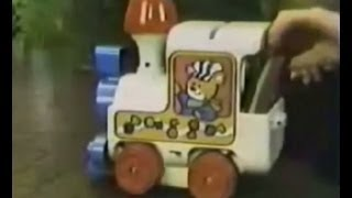 Tuneyville Choo-Choo Toy Commercial (1978)