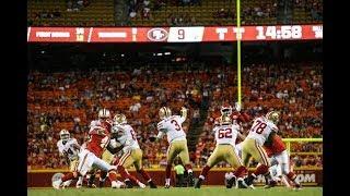 Trent Taylor vs Chiefs (Preseason Week 1) - Next Wes Welker?! | 2017-18 NFL Highlights HD
