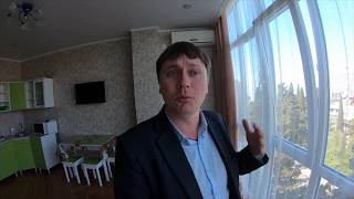 Аренда номеров у моря в Сочи! БЕЗ ОБМАНА и ПОСРЕДНИКОВ! SOCHI-ЮДВ |Недвижимость в Сочи |Ква