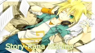 Story Kana Nishino Male version NightcorE