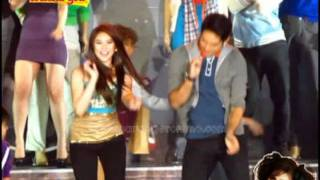 Sarah Geronimo & Gerald Anderson - Teach Me How To Dougie OFFCAM (11Dec11)