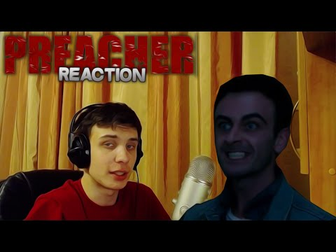 Reaction | 2 серия 1 сезона Проповедник/Preacher