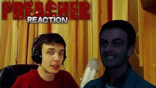 "Reaction | 2 эпизод 1 сезона ""Проповедник/Preacher"""