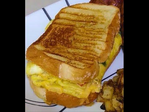 Easy Breakfast Sandwich thumbnail