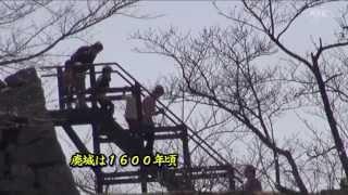 竹田城跡に行きました、石垣を見て築城時の様子に想いを馳せた。(P:堀 ...