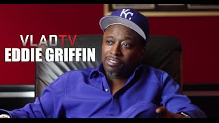 Eddie Griffin on Marrying His First Girlfriend at 16 Years Old
