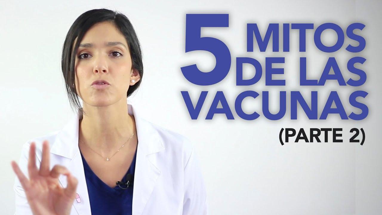 5 Mitos de las Vacunas (PARTE 2) | Dra. Jackie -Salud en Corto